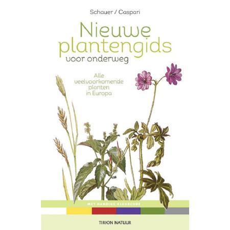 plantengids voor onderweg