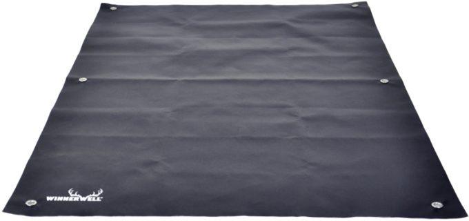 fireproof mat
